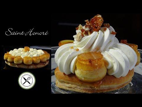 Saint Honoré w/ Crème Chiboust – Bruno Albouze – THE REAL DEAL