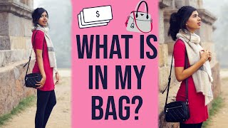 What's in My Bag?| Sejal Kumar