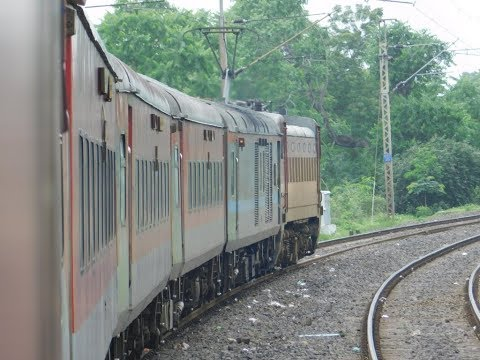 Allahabad To Mumbai : Full Journey : 12294 ALD LTT Duronto Express : Indian Railways