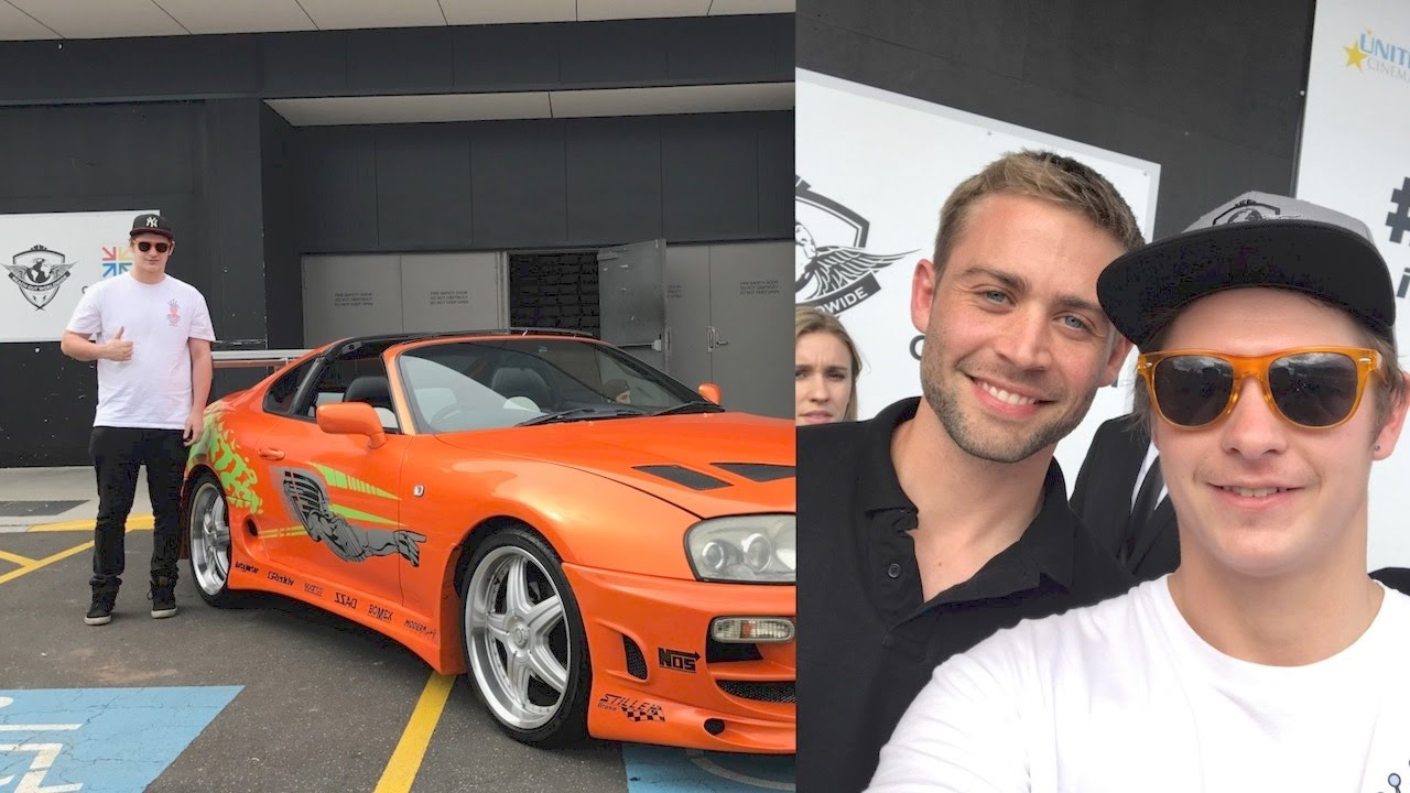 Cody Walker Fast And Furious 8