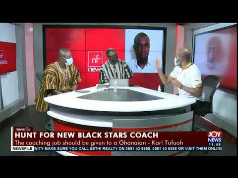 Hunt for new Black Stars coach: The local coaches don't help themselves - Kojo Addae Mensah.