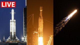 🔴 WATCH LIVE: SpaceX's Space Test Program-2 (STP-2) Mission