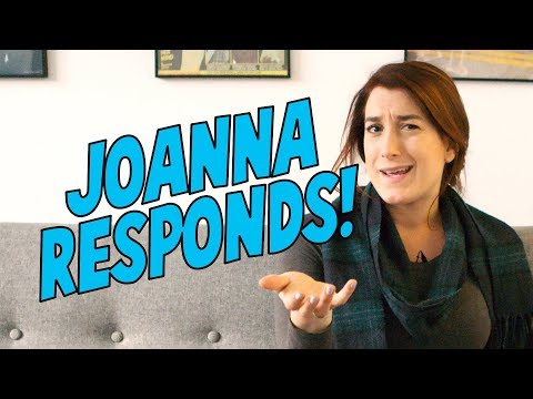Portuguese Brad Pitt, Lin Manuel-Miranda & OUR OFFICE! - Joanna Responds
