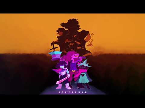Deltarune - Scarlet Forest [Orchestral Fusion Remix]