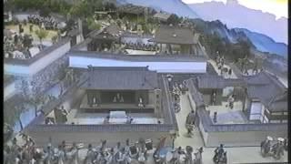 小倉城は、永禄12年(1569)、中国地方の毛利氏が現在の地に城を築いた...