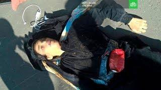 Федеральные ТВ молчат о резне в Сургуте? Только 18+