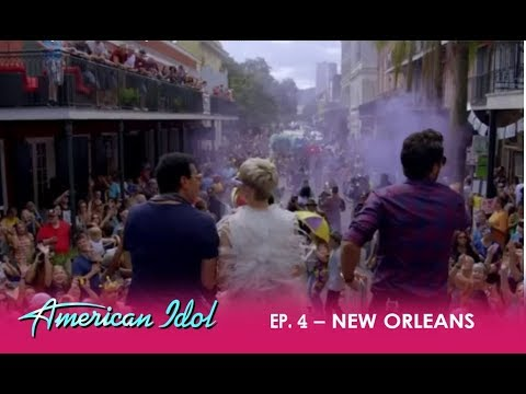 American Idol Intro: A MAD New Orleans Welcome! | American Idol 2018