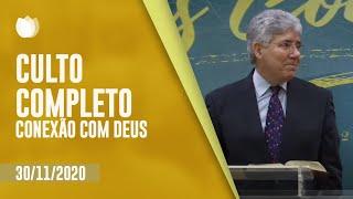 CONEXÃO COM DEUS | PROCLAMANDO O DEUS VERDADEIRO NA CIDADE DOS DEUSES | Rev. Hernandes Dias Lopes