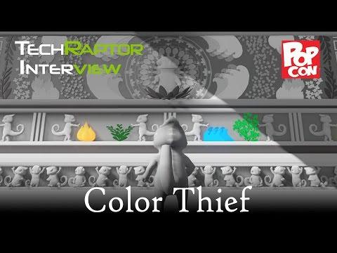 Color Thief Developer Interview - Indy PopCon 2106