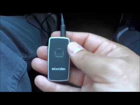 Mixcder Wireless Bluetooth Transmitter And Receiver Review-TR007