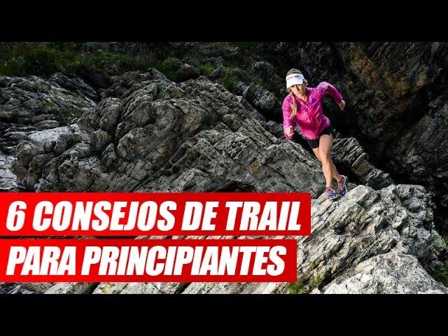 Trucos Trail Running para principiantes
