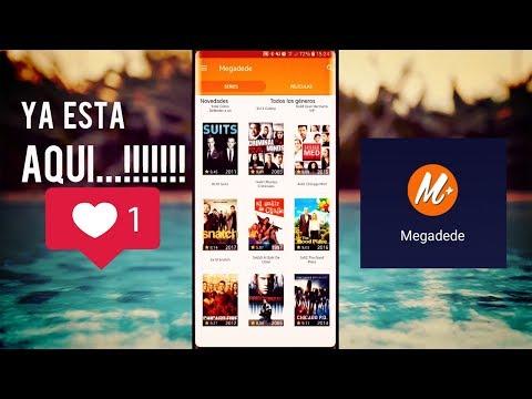 MEGADEDE..!!! Igual Plusdede   SERIES   PELICULAS   ONLINE   ANDROID #ClonNetflix #ClonHBO #Megadede