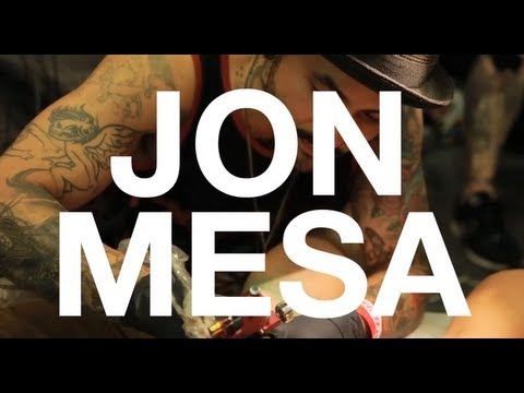 Jon Mesa Tattoo Artist Interview | Ink And Honor