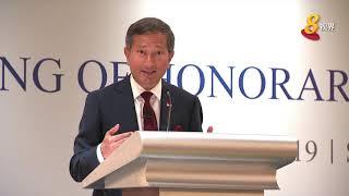 维文医生:荣誉总领事助我国拓展领事援助服务