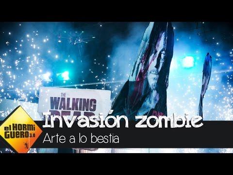 'El Hormiguero 3.0' sufre una de las peores invasiones zombies de la historia  - El Hormiguero 3.0