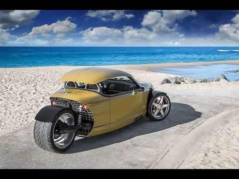 ✅🔟 Amazing 3 Wheeled Vehicles You Have To See