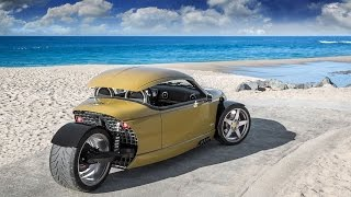 10 Amazing 3 Wheeled Vehicles You Have To See
