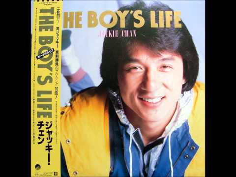 Jackie Chan - 8. Sleep In My Arms (The Boys Life)