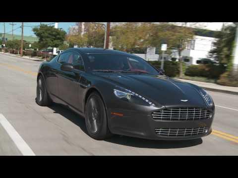 Review: 2010 Aston Martin Rapide