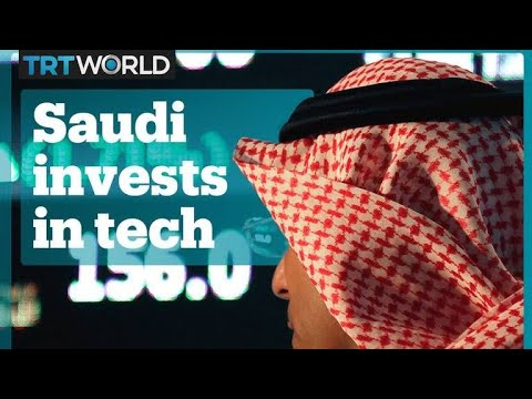 Saudi Arabia investing big in tech