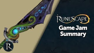 RuneScape Game Jam Summary - April 2018