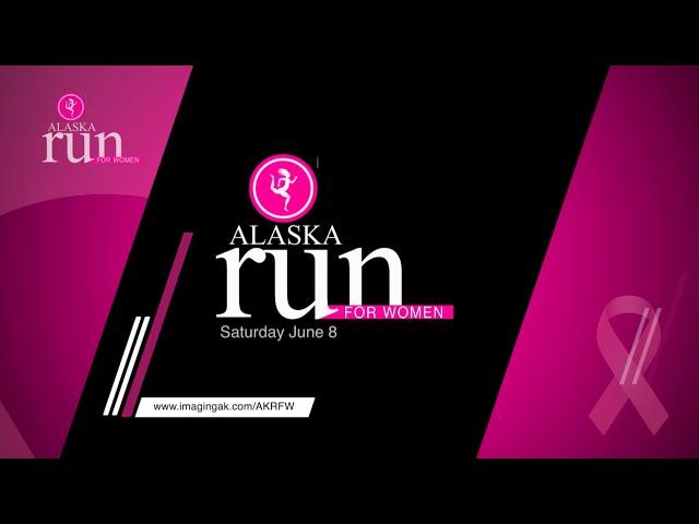 Imaging Associates Alaska Run For Women