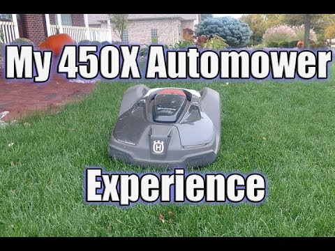 2019 Husqvarna Automower 450X Review