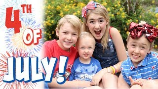 Ballinger Family Fourth of July SPECIAL 2019!