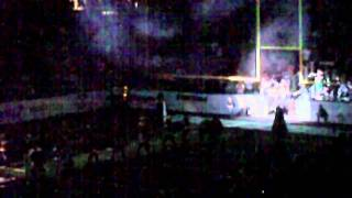 Arizona Rattlers Intro Home Opener 2010