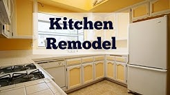 How to Remodel Your Kitchen on a Budget | Two Tone Cabinets | Dream Kitchen Remodel