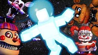 A CRAZY SCOTT CAWTHON ADVENTURE... || Scott in Space