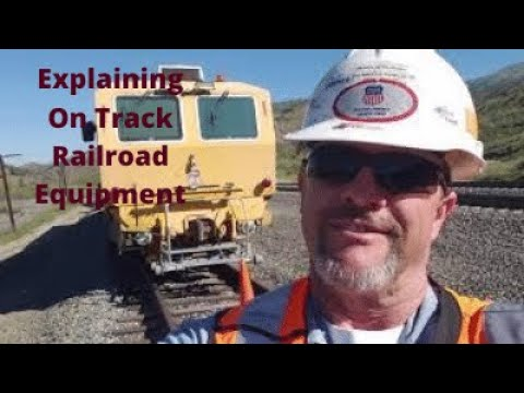 Railroad On Track Equipment Explained