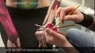 Aarón Blanco - Escuela de Maquillaje Profesional en Elche