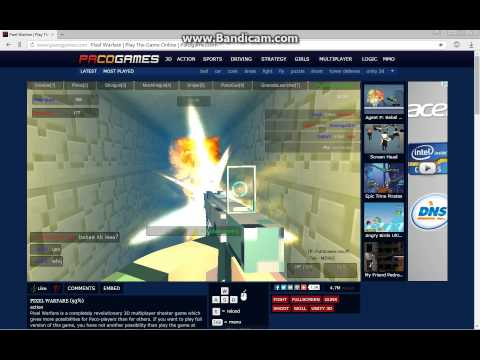 Pixel warfare hack small invisible health ammo work on pixel warfare