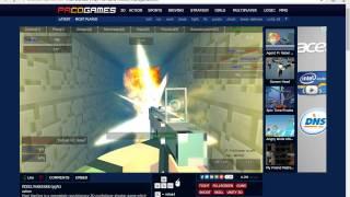 Pixel Warfare hack small invisible,health, ammo [work on Pixel Warfare v2]