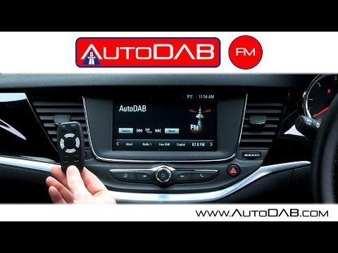 AutoDAB FM: Digital Radio For FM Vehicles