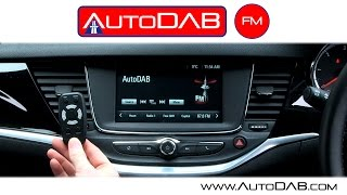 AutoDAB FM: Digital Radio for FM Vehicles