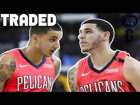 LAKERS TRADING LONZO BALL KYLE KUZMA AND INGRAM TO PELICANS FOR ANTHONY DAVIS!? BEST OFFER AVAILABLE