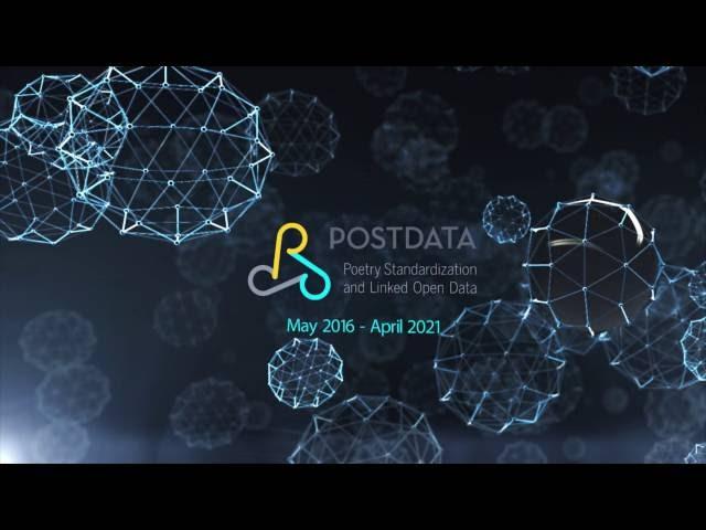 POSTDATA - ERC Project de Elena Gonzalez Blanco Garcia LINHD