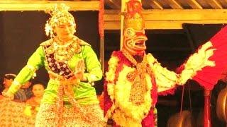 Tari RETNA ADANINGGAR Golek Menak Cina - Selasa Legen Pujokusuman - Javanese Classical Dance [HD]