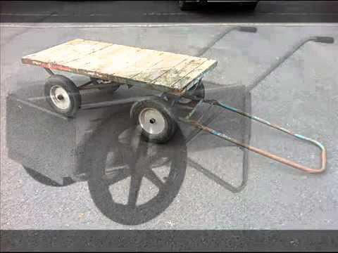 Garden Cart Wheels I Garden Cart With Wheels And Seat I Garden Wagenräder