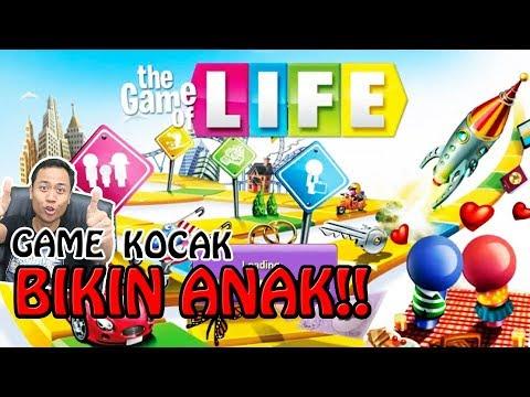 GAME BANYAK2AN BIKIN ANAK !!! - The Game Of Life