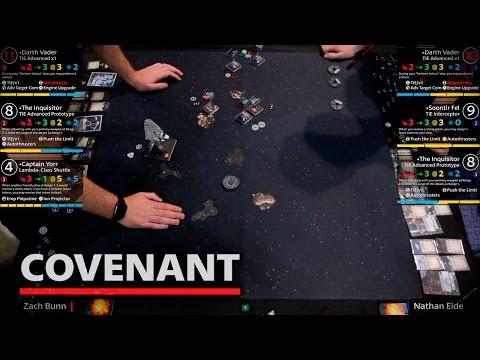 Top 8.2 | X-Wing | Hoth Open Series | Zach Bunn - Nathan Eide
