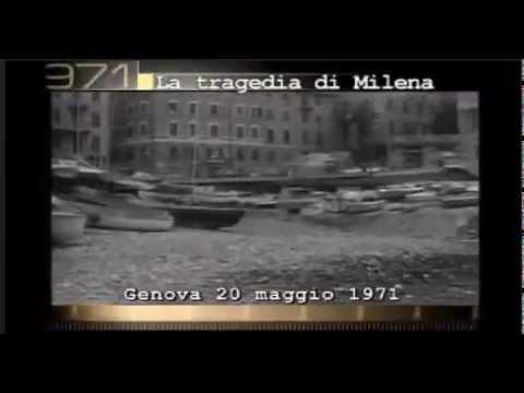 La tragedia di Milena Sutter I tg della storia