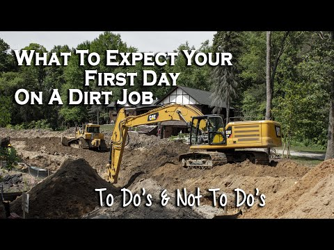 What To Expect Your First Day As A Heavy Equipment Operator