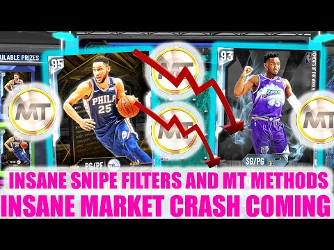 INSANE MARKET CRASH IS COMING! DO THESE METHODS NOW TO PREPARE! | NBA 2K20 MY TEAM