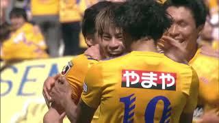 4月28日(日) 13:00 キックオフ ユアテックスタジアム仙台 仙台 2-1 G大...
