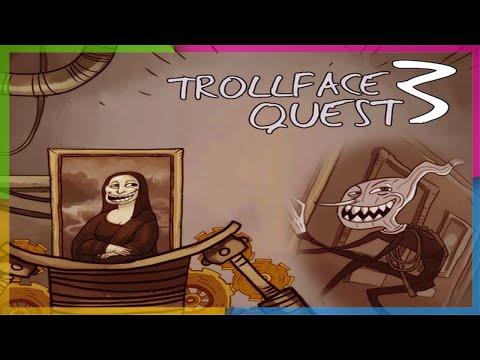 TROLLFACE QUEST 3 – O Roubo quase perfeito