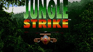 Mega Drive Longplay [173] Jungle Strike