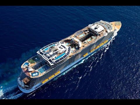 Ultimate Cruise Video - Oasis of the Seas 2015 - Western Caribbean